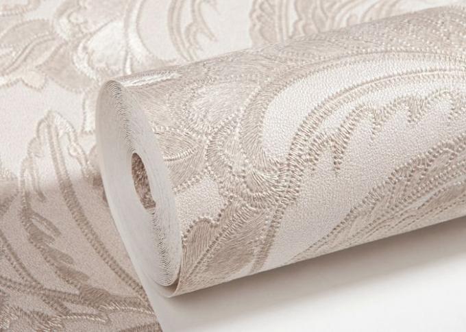 papier peint imperm able de relief de style campagnard de. Black Bedroom Furniture Sets. Home Design Ideas