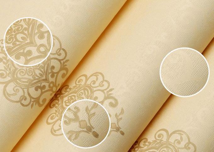 européen de papier peint contemporain de chambre à coucher de ...