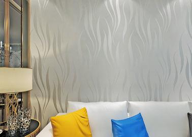 Papier peint de mousse non-tissée, peau 3D et revêtements muraux auto-adhésifs modernes de bâton