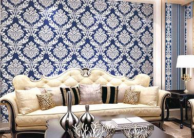 Papier peint moderne de petit prix de damassé de PVC de style pour la décoration de bureau/Chambre, CE de SAC