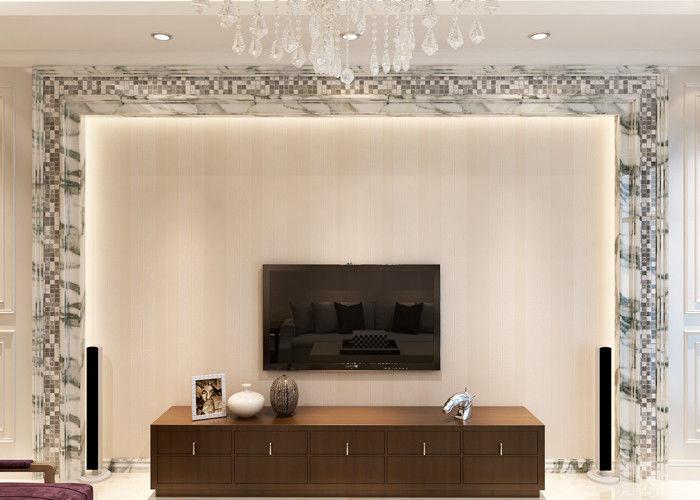 Beautiful living moderne pour salon gallery design for Papier peint pour chambre a coucher