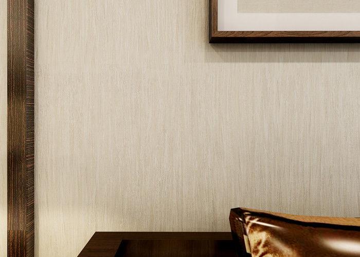 Papier peint contemporain respirable beige de cuisine d\'or/papier ...