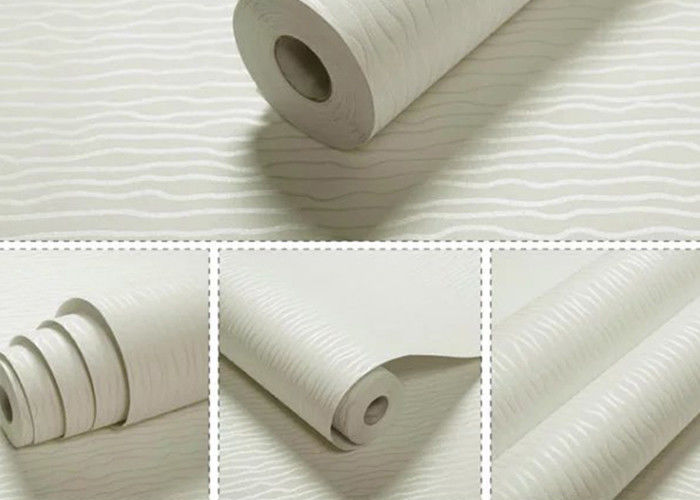 Peelable Removable Wall Coverings For Home Decoration , Custom Removable Wallpaper